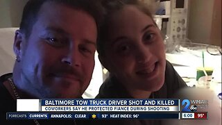 Baltimore tow truck driver shot and killed