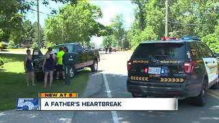 Hinckley father grateful for community support after two children killed in Michigan accident - Video