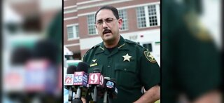 Florida sheriff stops officers from wearing masks