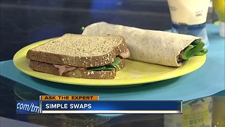 Ask the Expert: Healthy lunch options