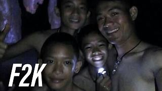 Thai boys found, but how will they be rescued? - Video