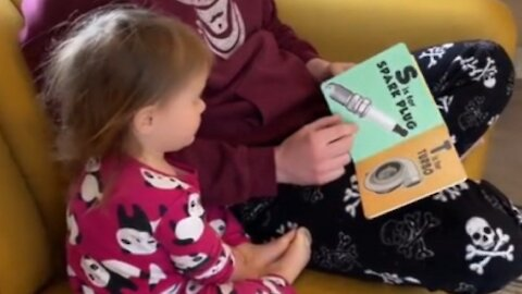 This 1-year-old knows more about cars than most adults do!