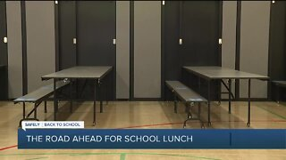 Here's what cafeterias could look like in metro Detroit schools this fall