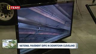 New ways to fix your roads: Cleveland hosting the National Pavement Expo - Video