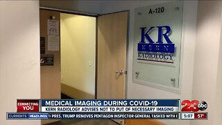Medical imaging during COVID-19