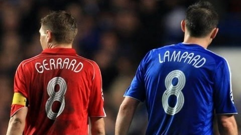 Lampard Vs Gerrard