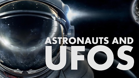4 NASA Astronauts Speaking About UFOs and Their Experience