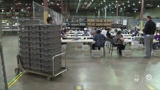 Need for more poll workers in Palm Beach County