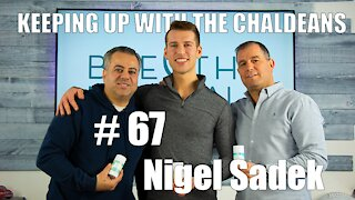 Keeping Up With The Chaldeans: With Nigel Sadek - Breathe Naturals Deodorant