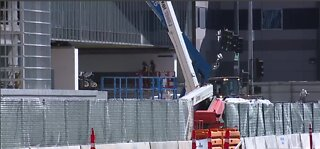 Construction workers considering walking off the job because of coronavirus concerns