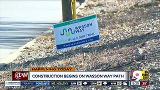 City finally set to break ground on Wasson Way trail project - Video