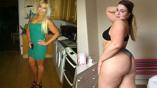 From Body Dysmorphia To Plus Size Model | SHAKE MY BEAUTY - Video
