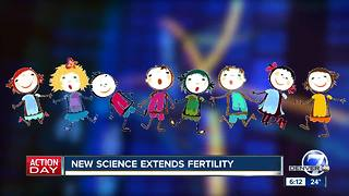 New science extends fertility in women - Video