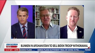 Ret. Navy Seal O'Neill: Afghanistan Withdrawal Date Means Nothing