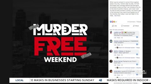 KC churches push for murder-free Independence Day weekend