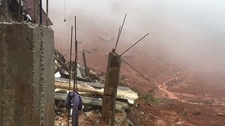 Rescue Efforts Continue in Freetown as Mudslide Death Toll Grows - Video
