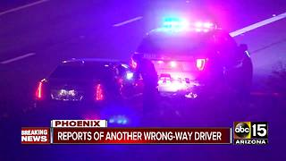 Wrong-way driver stopped on SR-143 - Video
