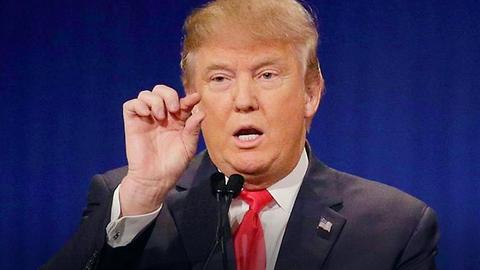 """Trump's Controversial Stance On Immigration: """"You Can't Just...Wait to Be Legalized"""""""