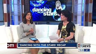 Frank Marino recaps 'DWTS' - Video