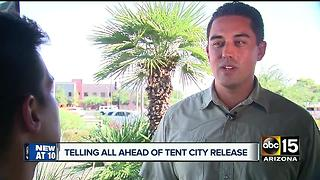 Ryan Winkle calls 6-day stint at Tent City 'embarrassing' - Video