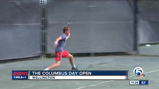 Columbus Day Open - Video
