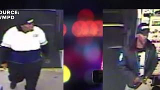 2 men wanted for armed robbery on Flamingo, near Eastern Ave. - Video