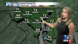 Maryland's Most Accurate Forecast - Sunday 6:30PM - Video