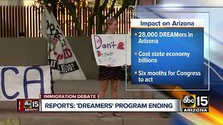 Reports: Donald Trump to end DACA program in Tuesday announcement - Video