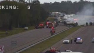 Tampa man killed in I-95 two-vehicle crash in Brevard County - Video