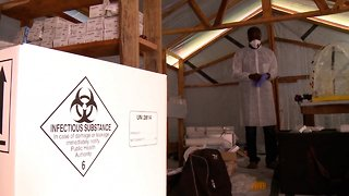 CDC Warns Ebola Outbreak In Congo Could Become Uncontrollable