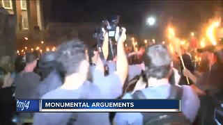 Madison Mayor Soglin ordered Confederate memorials removed - Video
