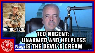 Ted Nugent on Biden - American Values - School Shootings And More!