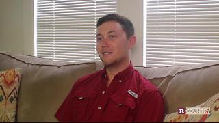Scotty McCreery talks about moving to Nashville | Rare Country - Video