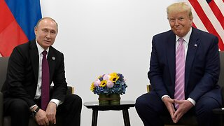 Trump jokes with Putin about Russia's meddling in U.S. elections