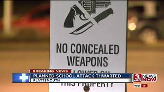 Planned school attack thwarted - Video