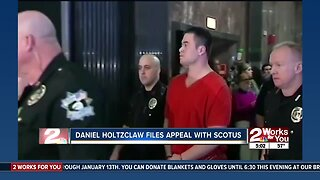 Daniel Holtzclaw files appeal with SCOTUS