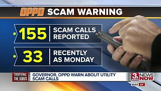 OPPD, Governor warn against utility scams