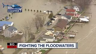 Monroe area residents see worst flooding since 1970s - Video
