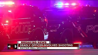 Police investigating a fatal shooting at Mayfair Mall