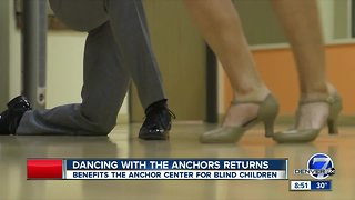 Dancing With The Anchors segment
