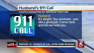 911 Call Tells Story Of Bedford Co. Couple Held Hostage By Inmates - Video