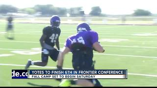 Yotes picked to finish 6th in preseason poll - Video
