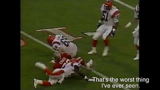 The most heartbreaking Cincinnati sports moments - Video