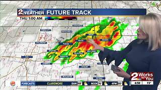 2 Works for You Wednesday Morning Weather Forecast - Video