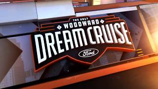 Thousands expected to check out Woodward Dream Cruise - Video