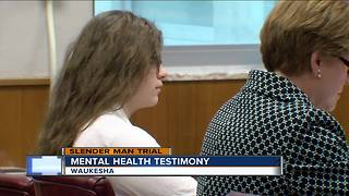 Slender Man trial : Testimony focuses  on mental health of Anissa Weier - Video