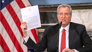 NYC Mayor Calls For Shelter-In-Place During CoronaVirus Crisis