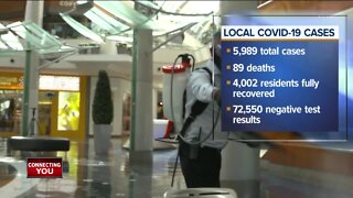 Kern County Public Health announces another spike in local COVID-19 cases