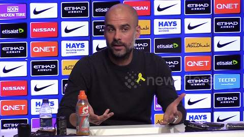 Guardiola says derby celebrations were not over the top