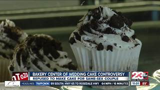 WEDDING CAKE CONTROVERSY